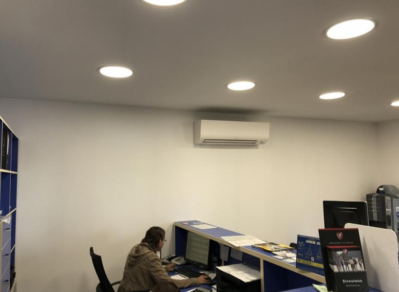 climatizare birou